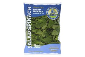 Spinach 10 oz. Retail