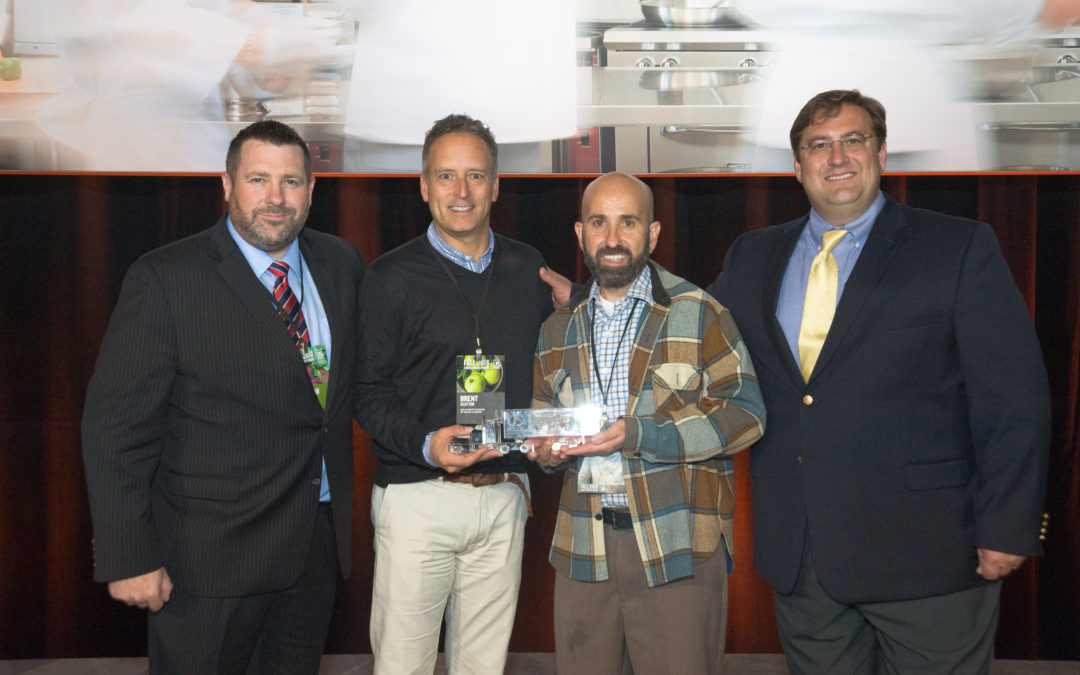 "US Foods Honors Gold Coast Packing with ""Fresh Innovation Award"""