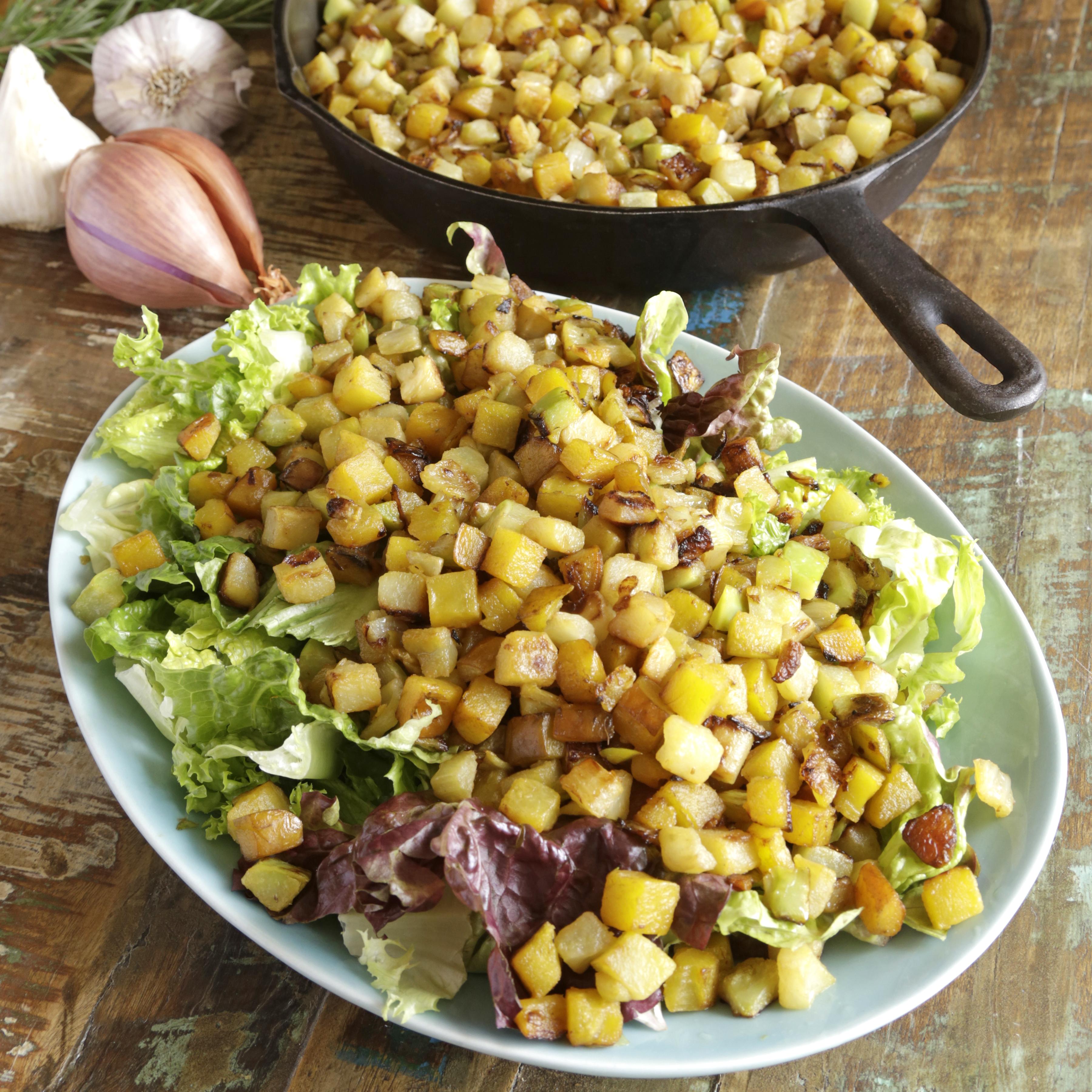 Gold Coast Veggie Hash