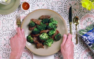 Busy Night Broccoli