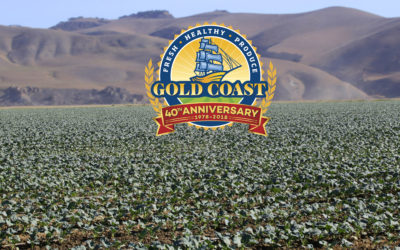 Gold Coast Packing Celebrates Its 40th Anniversary