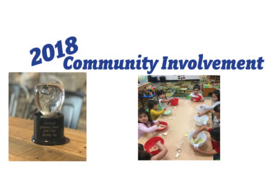 A Look Back at 2018: Community Involvement