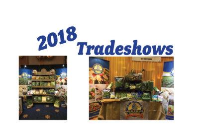 A Look Back at 2018: Tradeshows