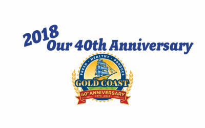 A Look Back at 2018: Our 40th Anniversary