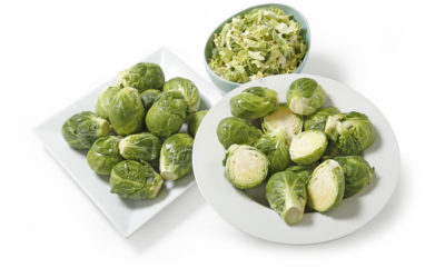 Gold Coast Packing Now Offering Value-Added Brussels Sprouts